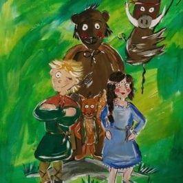 Impressionen vom Workshop Robin Hood Junior. Tickets jetzt erhältlich