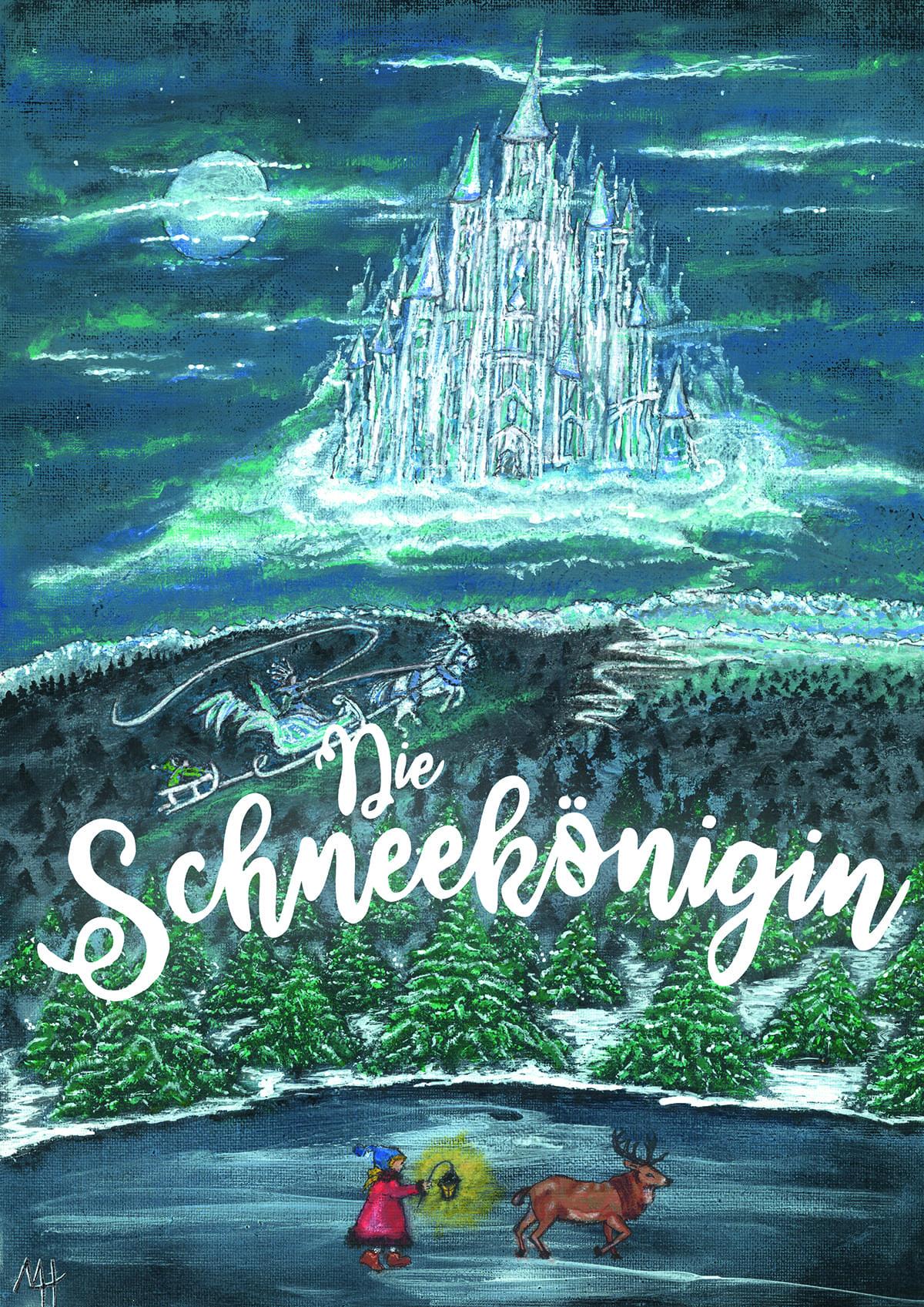 Winterstück 2019: Die Schneekönigin
