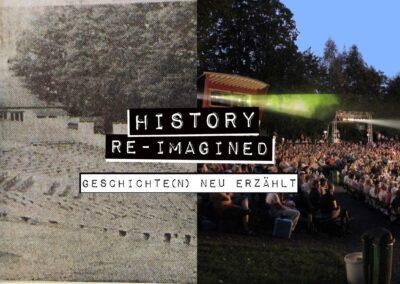 2021 – HiStory re-Imagened Geschichte(n) neu erzählt